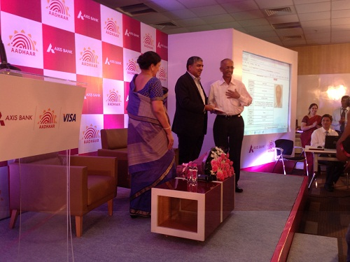 Axis Bank Launch1