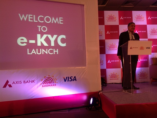 Axis Bank Launch2