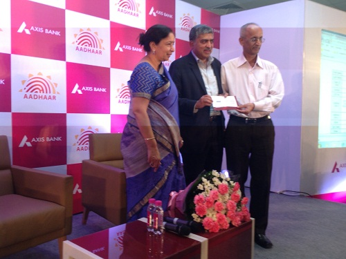 Axis Bank Launch5
